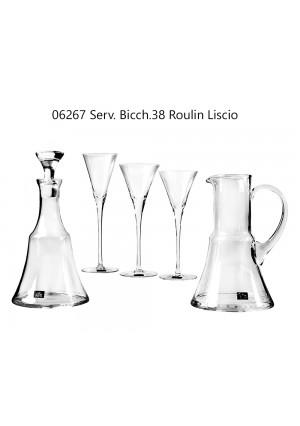 BICCH.38PZ. 13045 ROULIN LISCIO