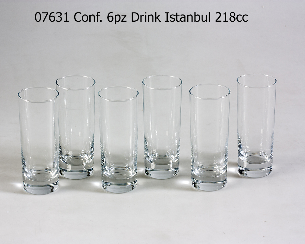 DRINK 218c. ISTANBUL 42438 SIS PROM