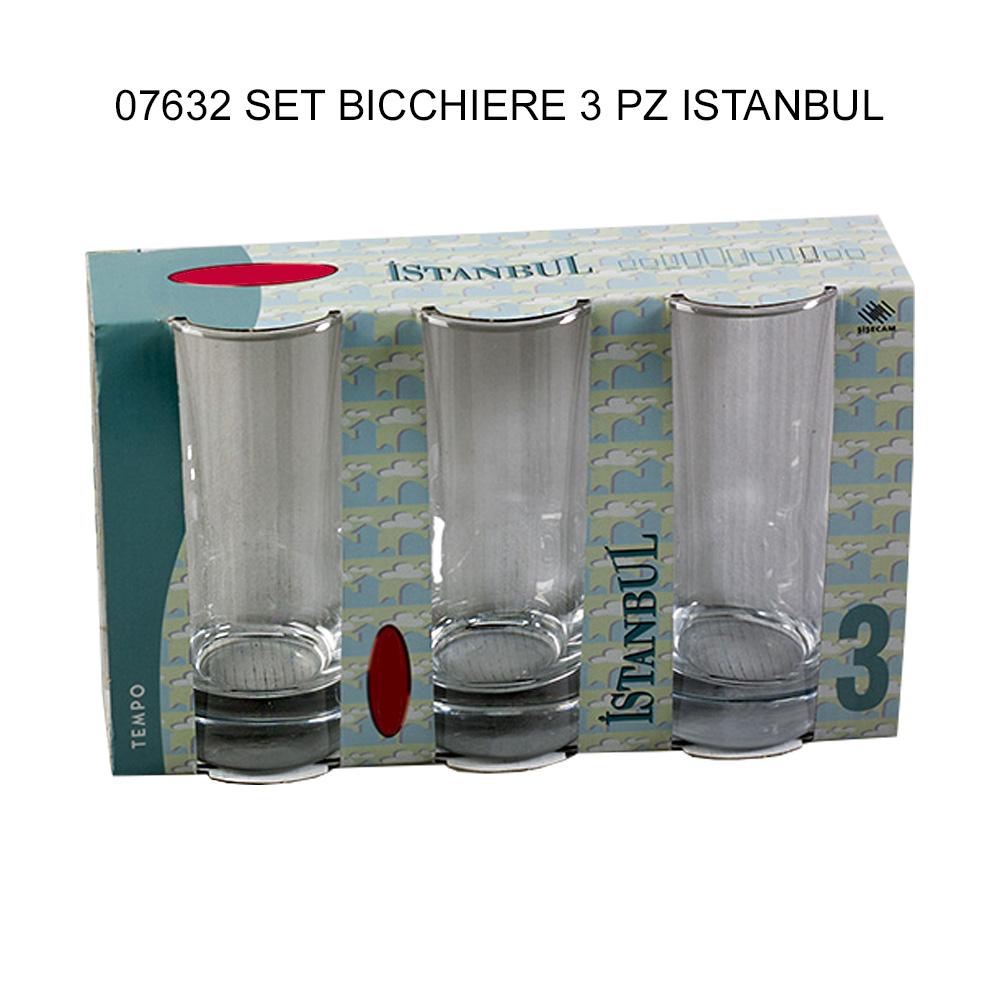 SET 3PZ.DRINK 290cc.ISTANBUL 42439 SIS PROM